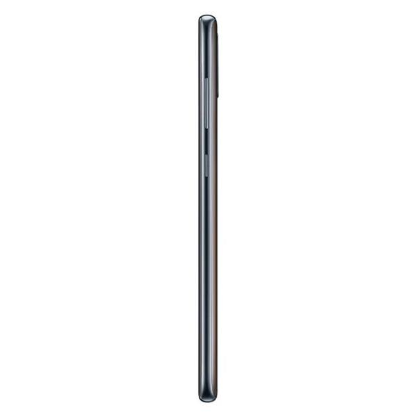 Samsung Galaxy A70 موبايل - 6.7-بوصة 128 جيجا بايت ثنائي الشريحة 4G - أسود