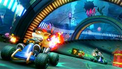 Crash Team Racing - Nitro Fueled  PS4