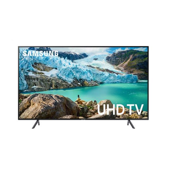 تليفزيون سمارت 43 بوصة مع ريسيفر داخلي 4K الترا اتش دي ال اي دي من سامسونج UA43RU7100