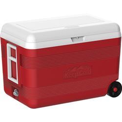 K/C Deluxe Icebox w/Weels 65 L