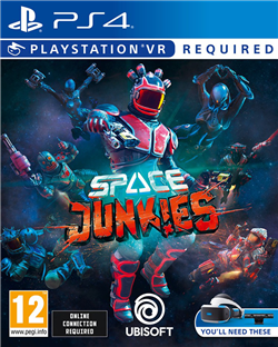 Space Junkies PS4