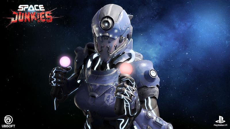 Space Junkies PS4