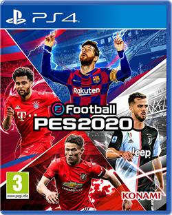 PRO EVOLUTION SOCCER 2020  English edition PS4