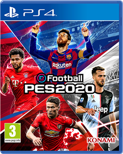 PRO EVOLUTION SOCCER 2020  Arabic edition PS4