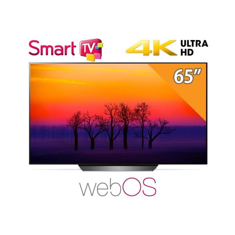OLED65C8PVA - تلفزيون 65 بوصة - UHD 4K OLED سمارت مع ThinQ AI