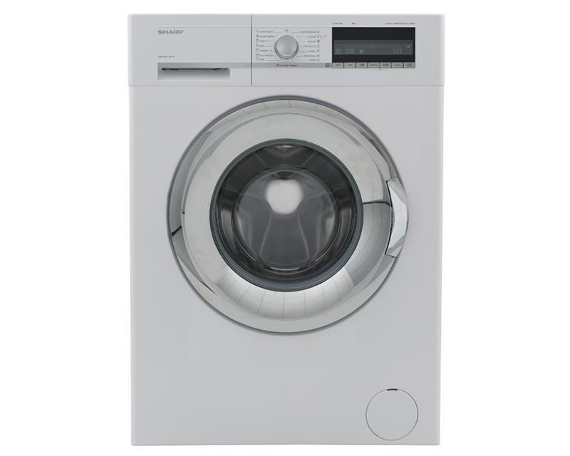 غسالة ملابس شارب فول أوتوماتيك 7 كيلو لون أبيض ES-FP710BX3-W