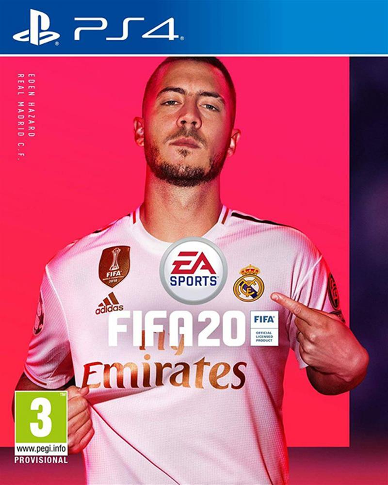 FIFA 20 Standard Edition arabic PS4