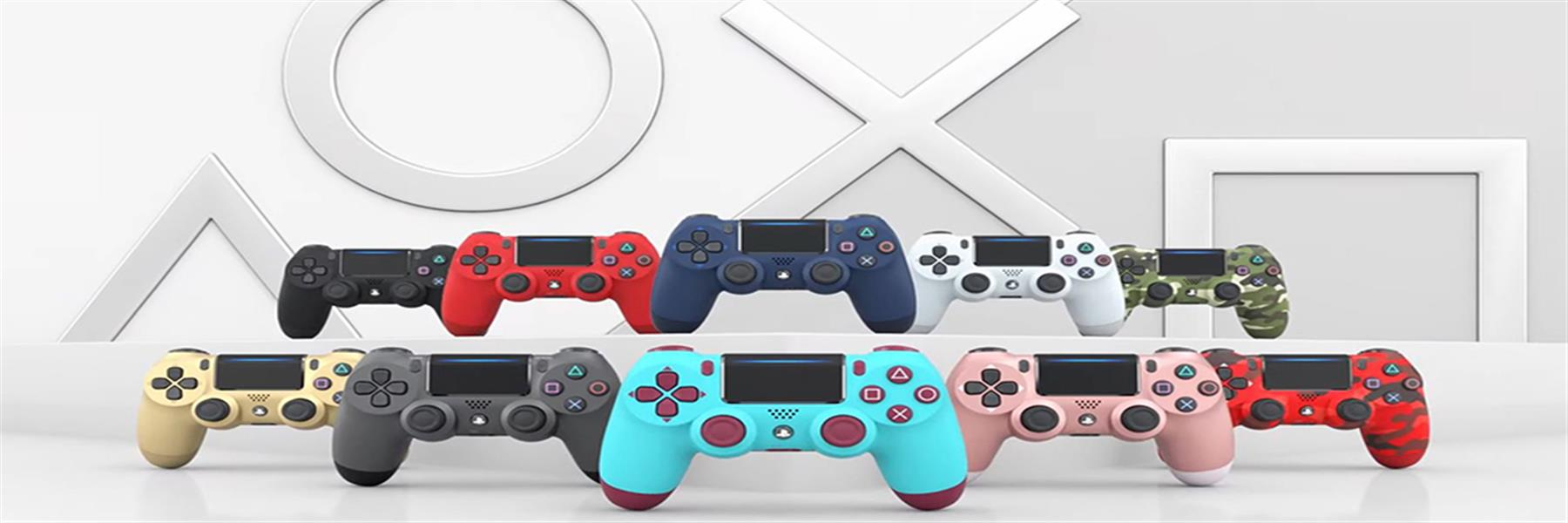 dual shock ps4 special colors